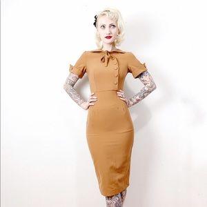 Bettie Page Wiggle Dress XS